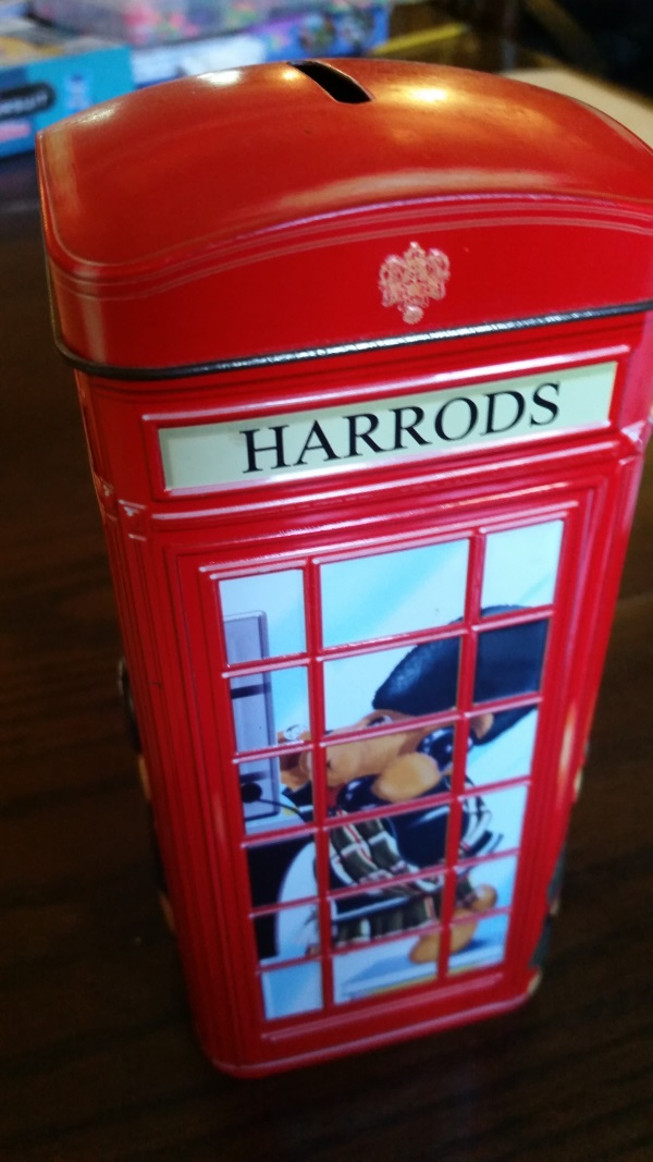 Harrod's Bank
