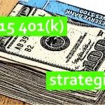 401k strategies
