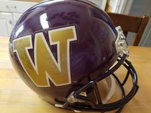 Washington Football Helmet